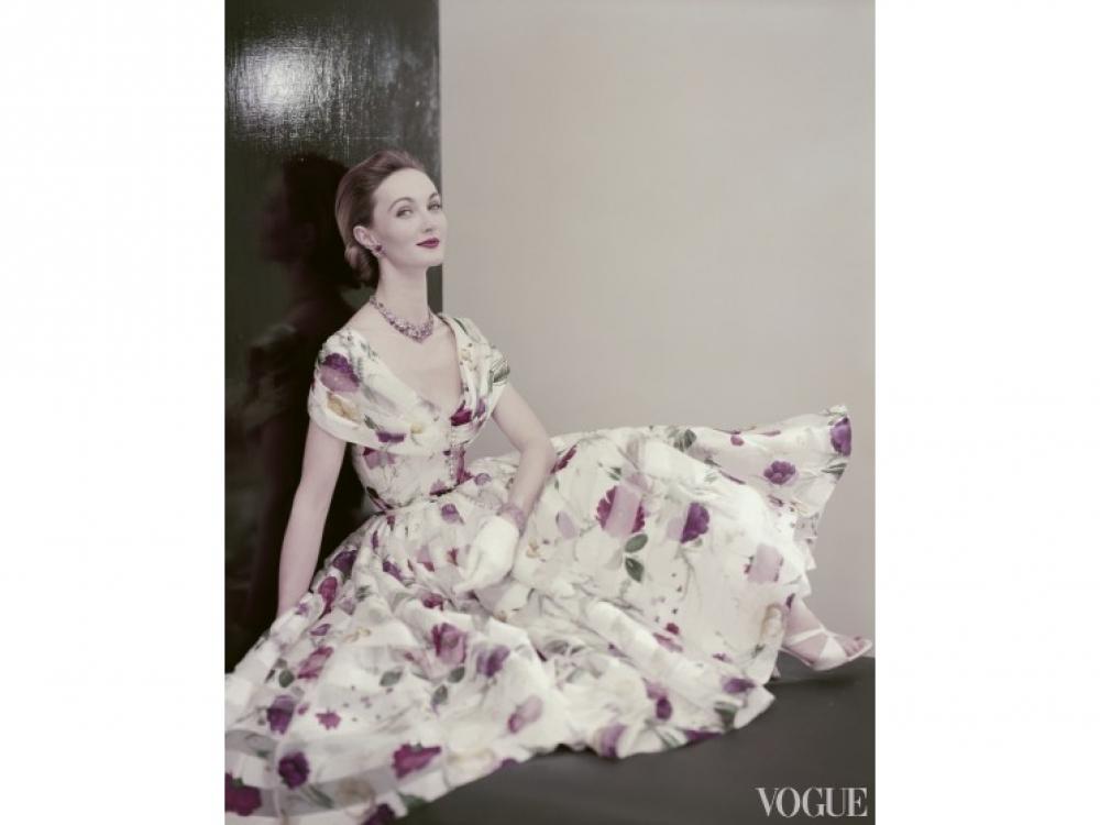 Апрель, 1955 год / Фото: Roger Prigent