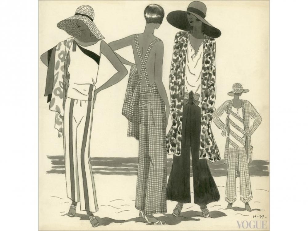 Июнь, 1929 год / Иллюстрация: Harriet Meserole