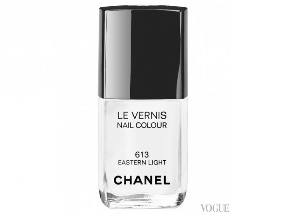 Лак для ногтей Le Vernis, №613 Eastern Light, Chanel (в продаже с 1 июня)