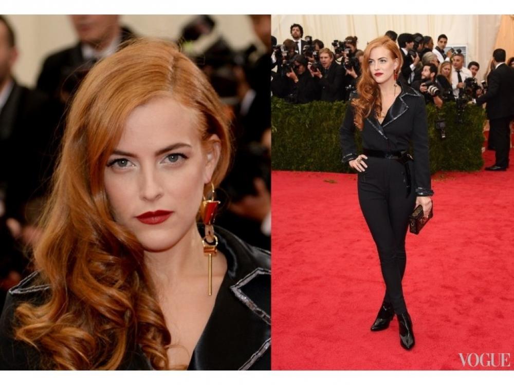 Райли Кио в украшениях  Louis Vuitton