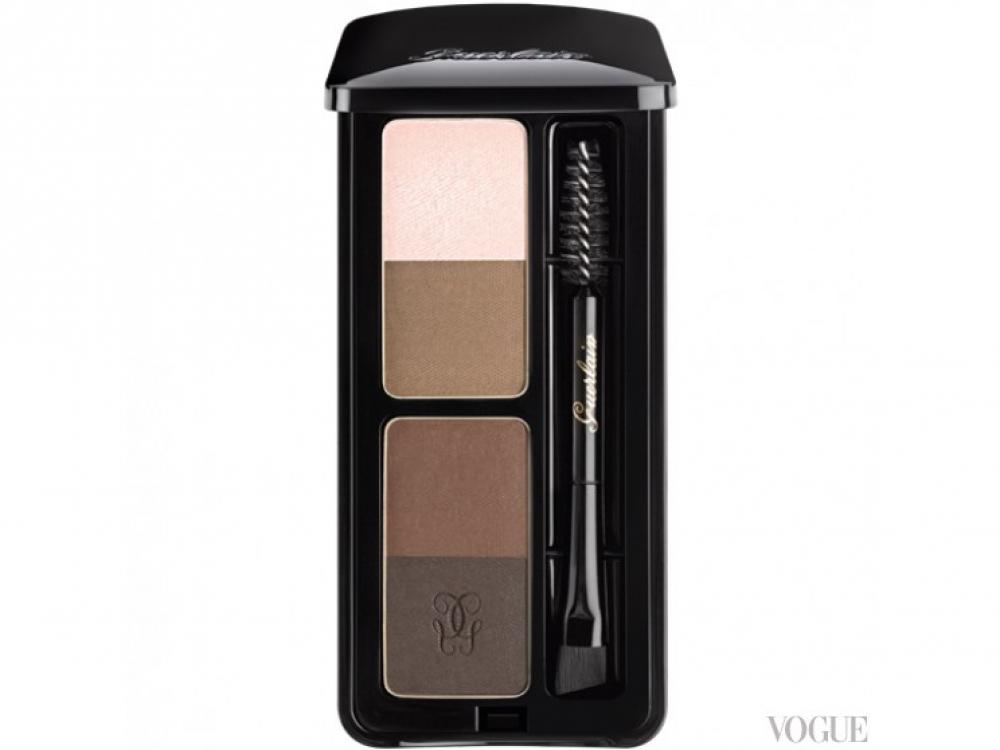 Набор для макияжа бровей Ecrin Sourcils, № 00 Universel, Guerlain