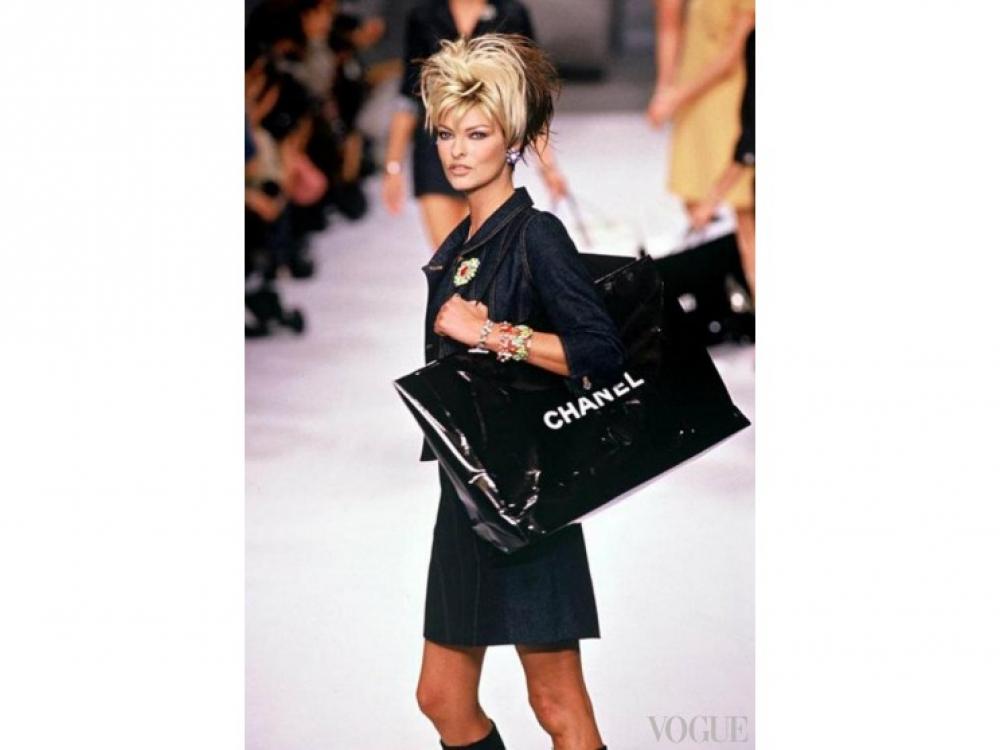 Chanel Spring 1996