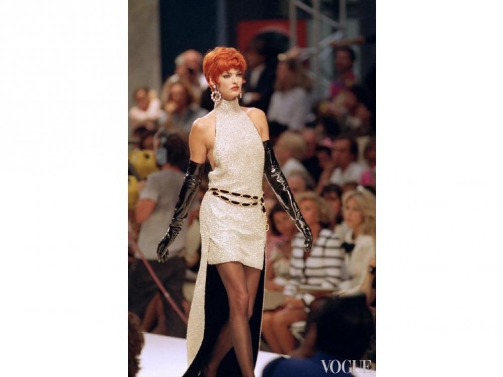 Chanel Haute Couture Fall 1992