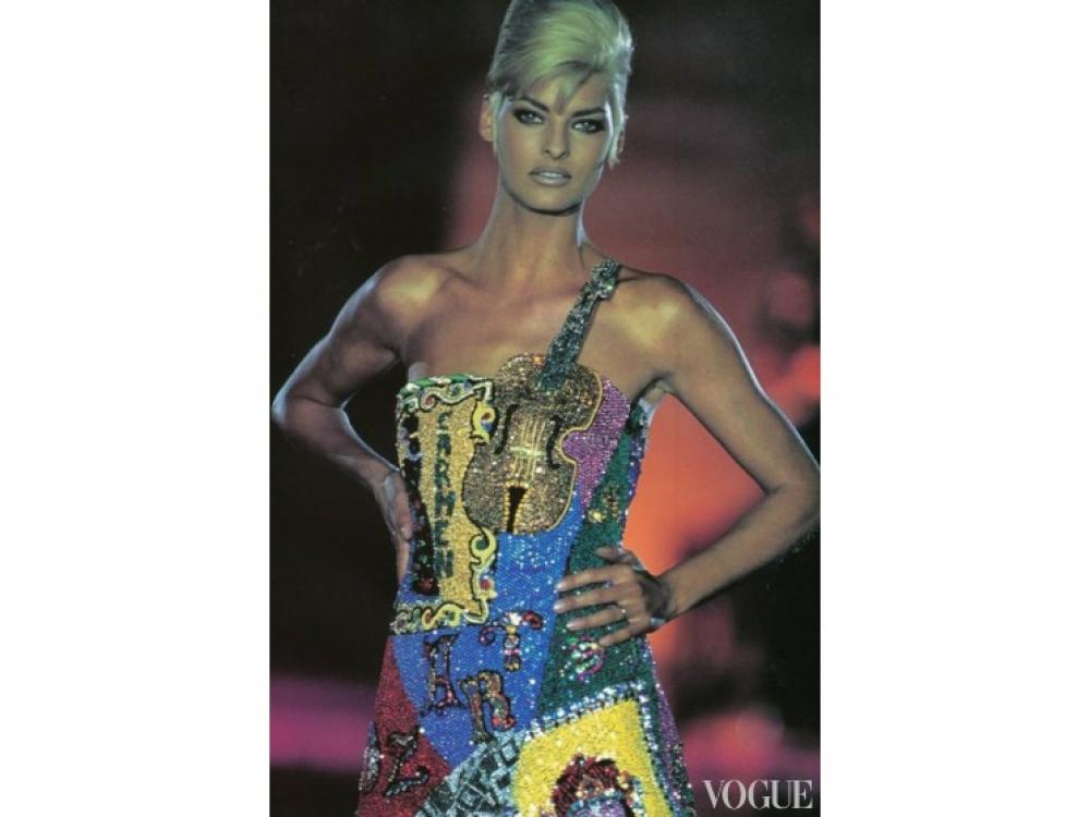 Atelier Versace Fall 1991