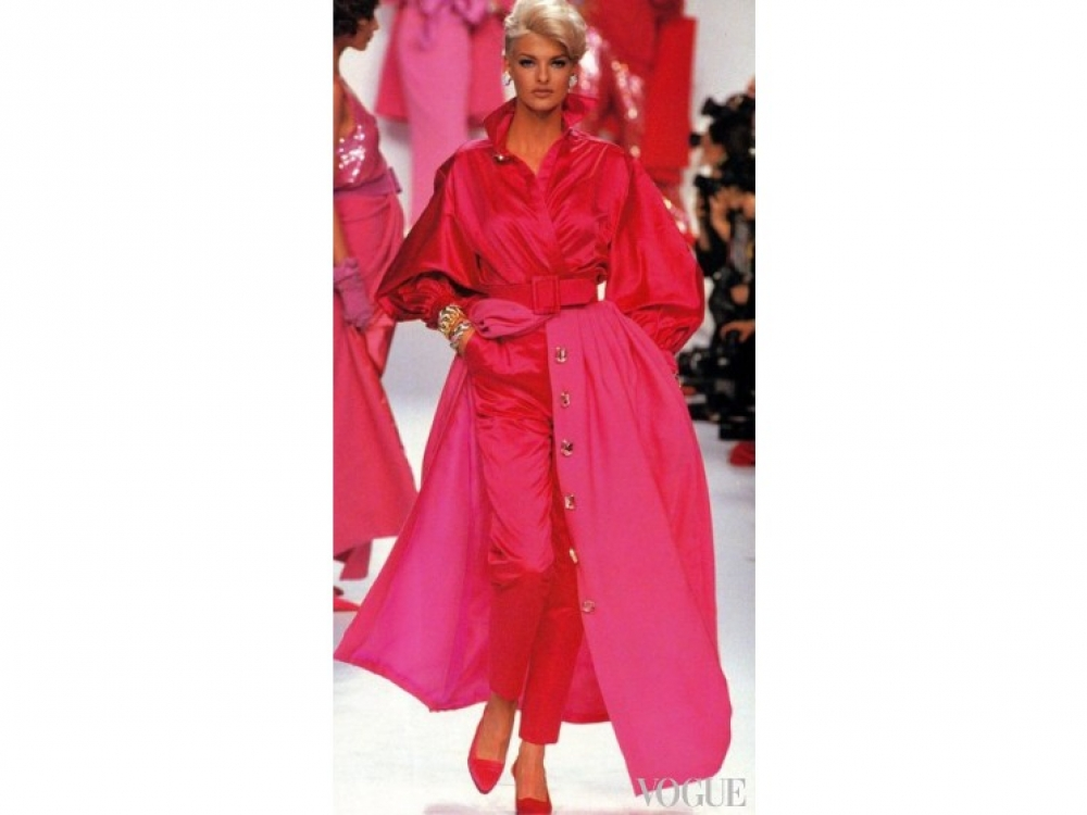 Christian Dior Fall 1991