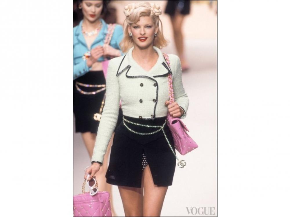 Chanel Spring 1995