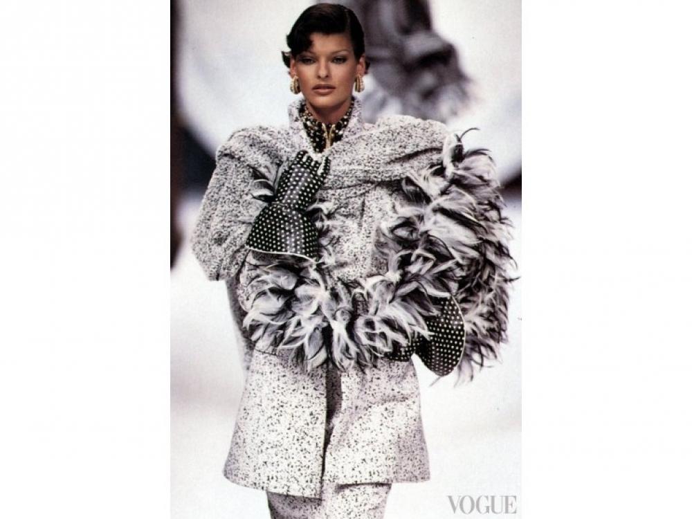 Christian Dior Haute Couture Fall 1992