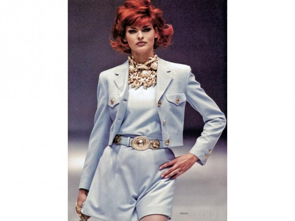 Gianni Versace Spring 1992