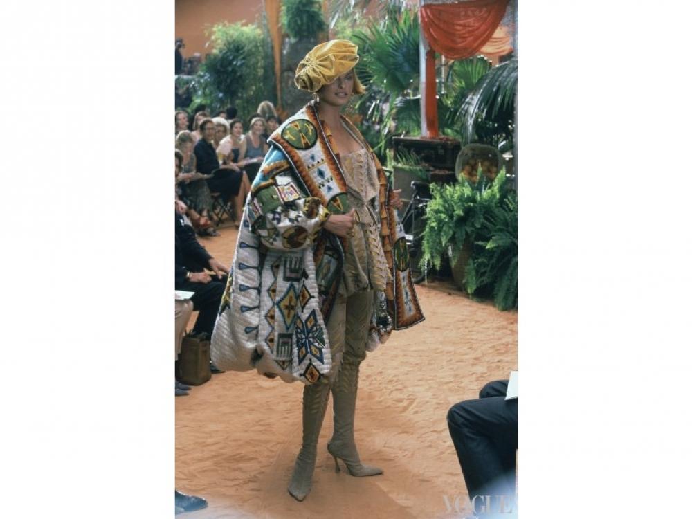 Christian Dior Fall 1998