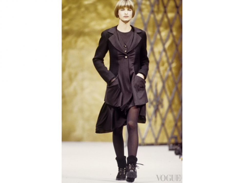 Chanel Haute Couture Fall 1993