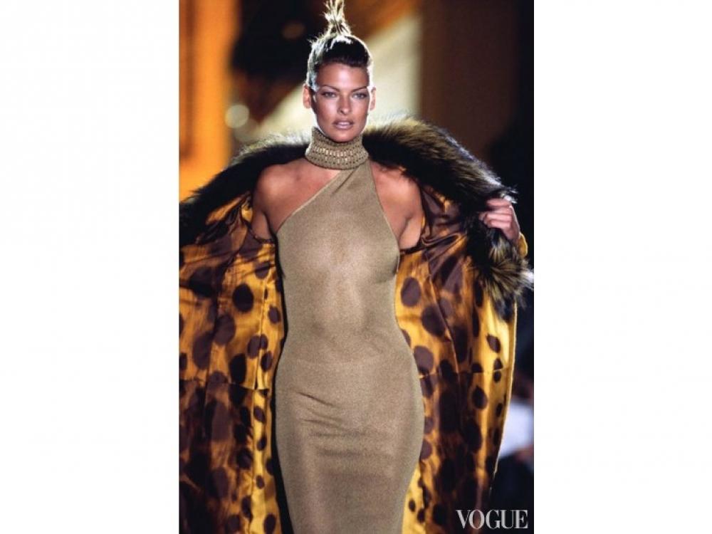 Gianni Versace Haute Couture Fall 1996