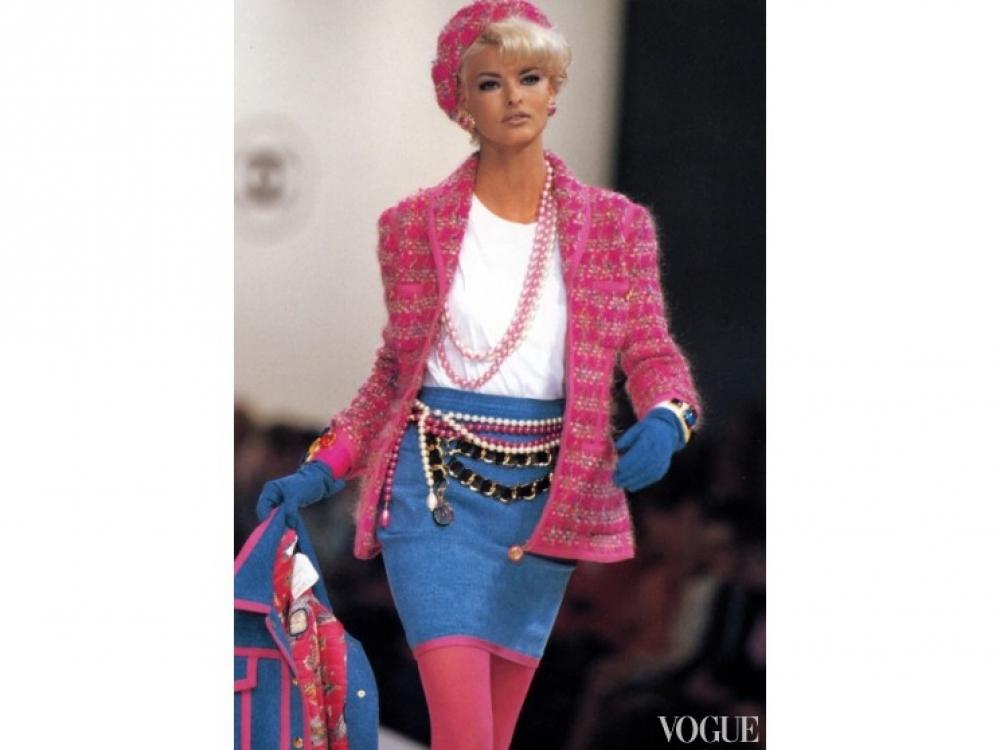 Chanel Fall 1991