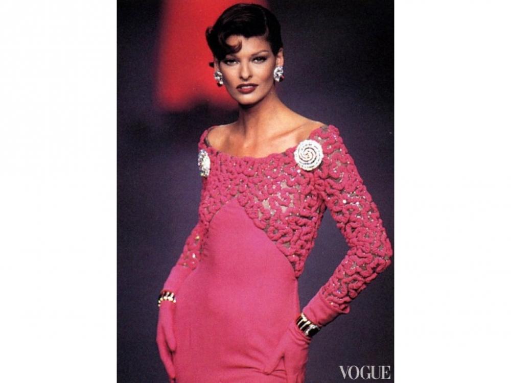 Valentino Haute Couture Fall 1992
