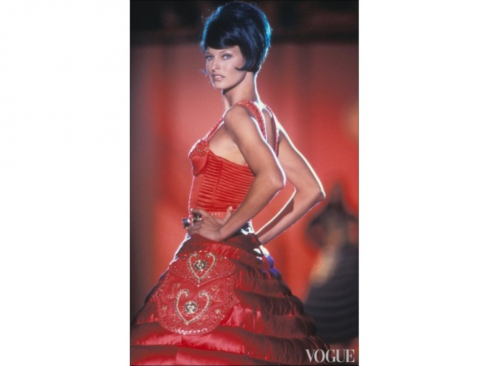 Atelier Versace Spring 1993