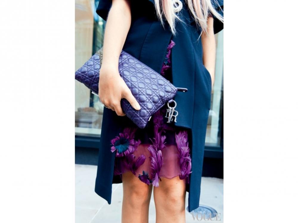 На Лондонской неделе моды, 2014