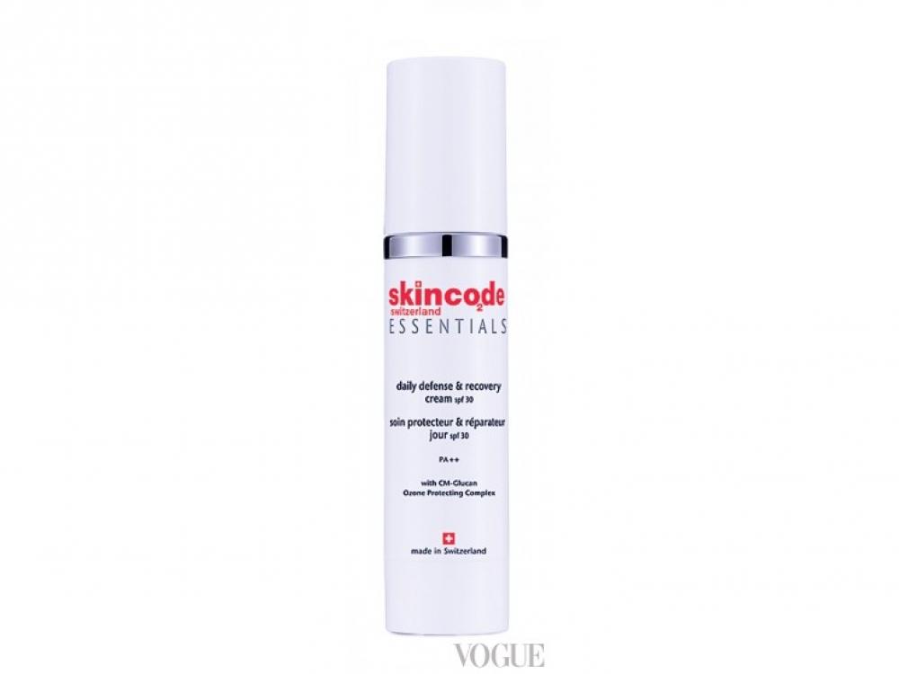 Дневной крем «Защита и восстановление» Daily Defense?& Recovery?Cream, SPF 30, PA++, Skincode