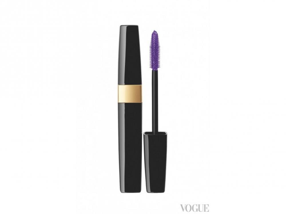 Водостойкая тушь Inimitable, №67 Violet Touch, Chanel
