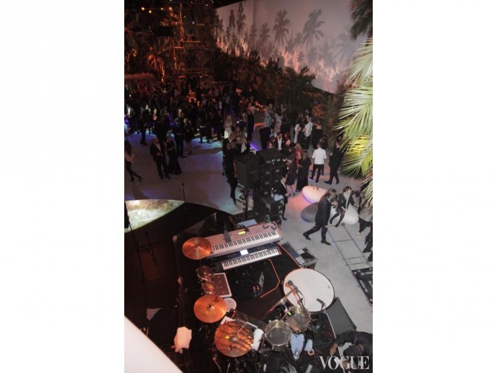 Атмосфера на вечеринке Chopard