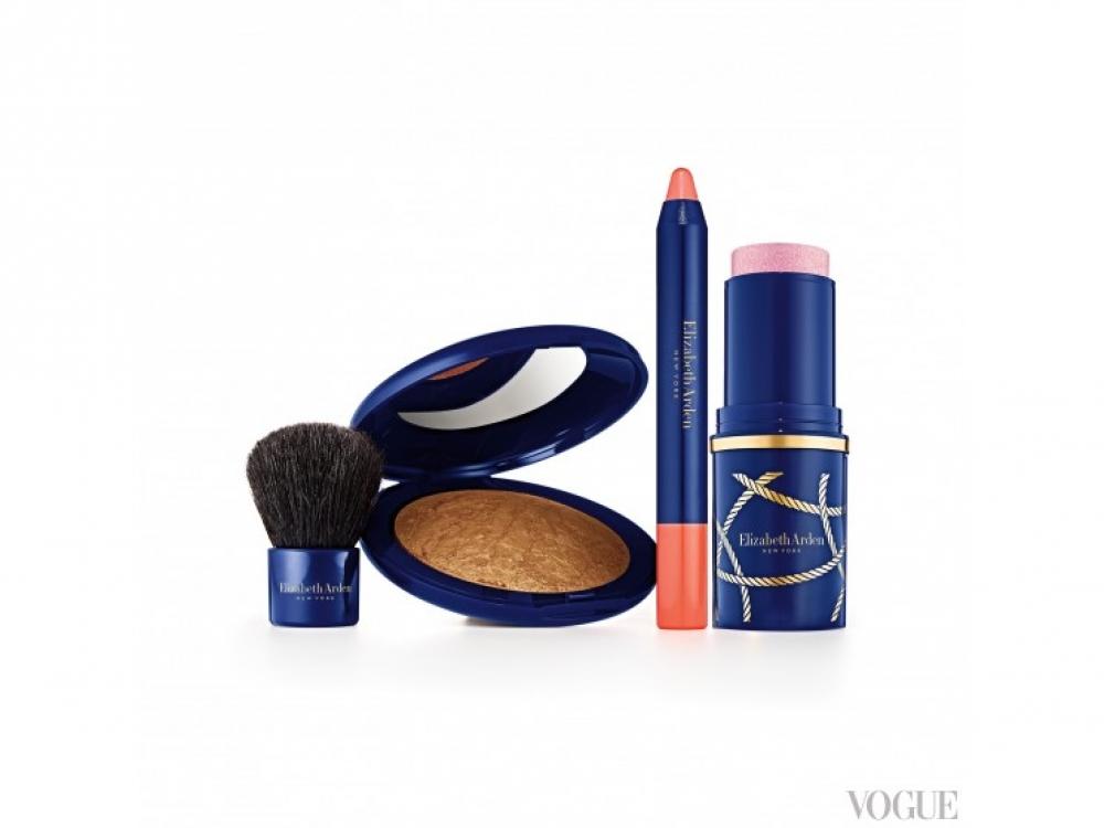 Лимитированная летняя коллекция макияжа Elizabeth Arden Summer Escape