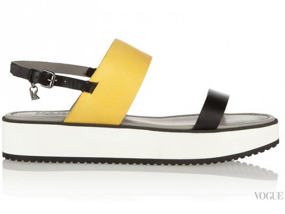 Karl Lagerfeld|сандалии Karl Lagerfeld