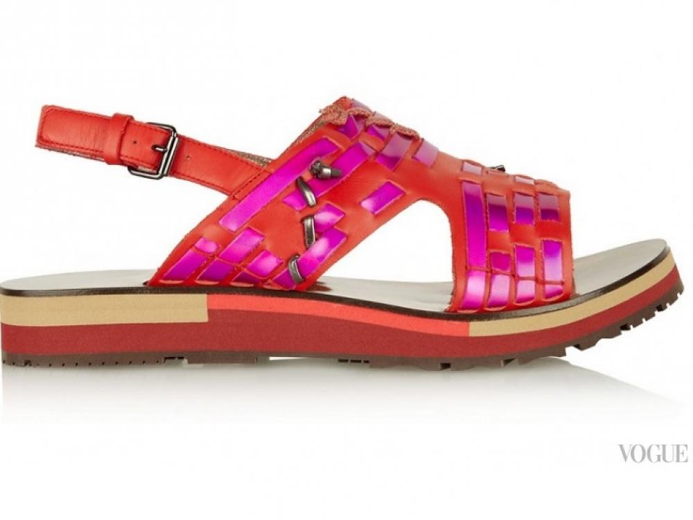 Lanvin|сандалии Lanvin