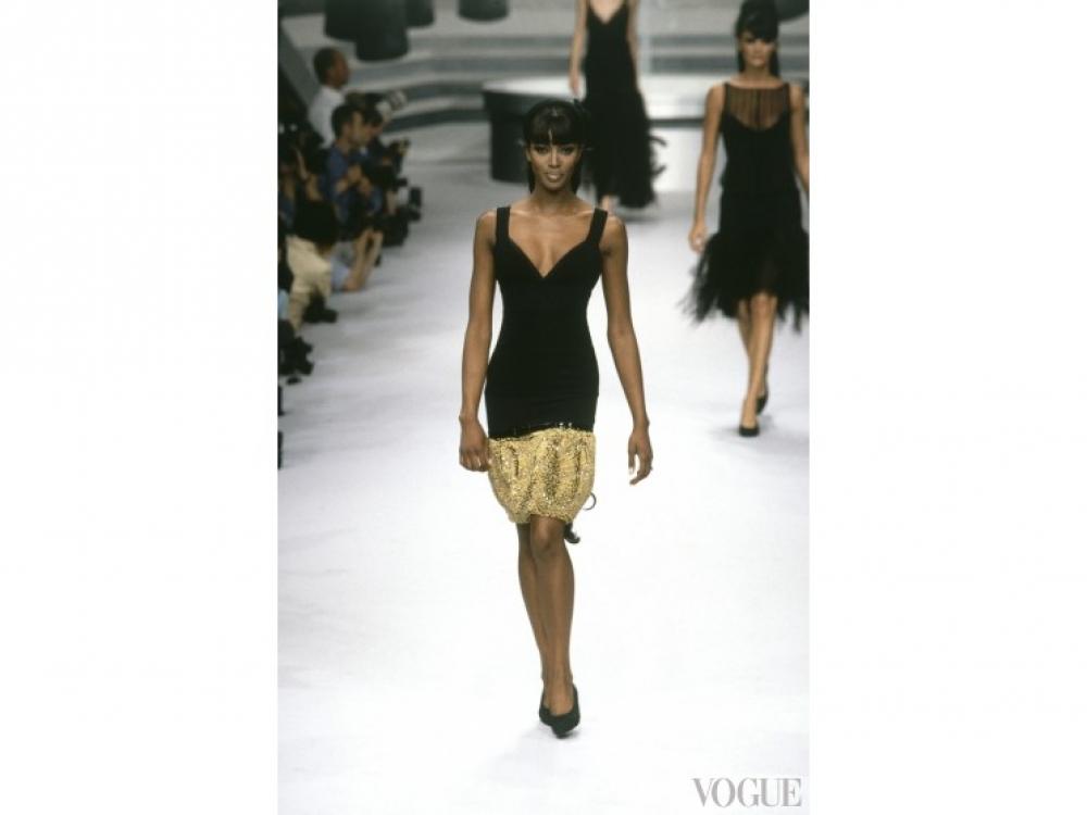 Chanel Fall 1995 Haute Couture