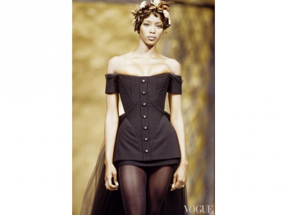 Chanel Fall 1993 Haute Couture