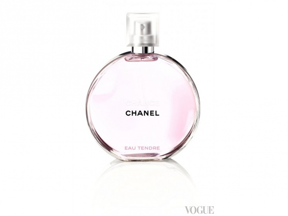 Туалетная вода Chance Eau Tendre, Chanel