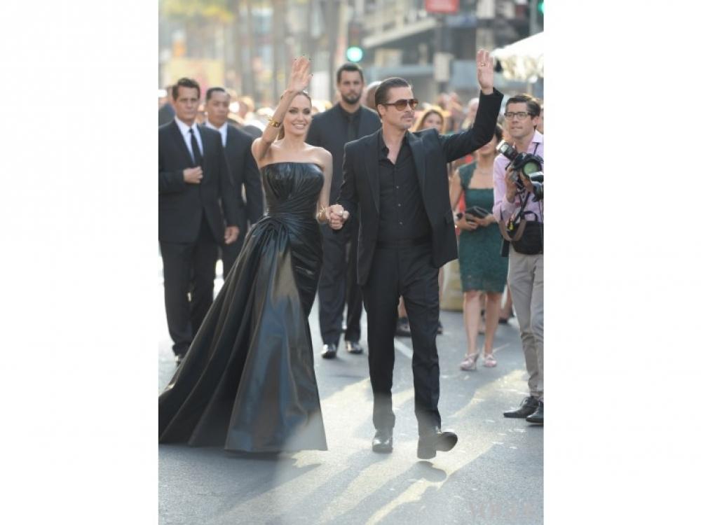 |Анджелина Джоли и Брэд Питт