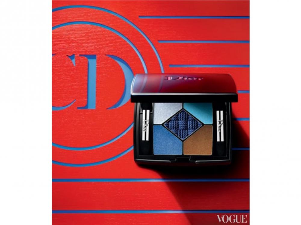Палетка теней 5 Couleurs Transat Edition № 344 Atlantique