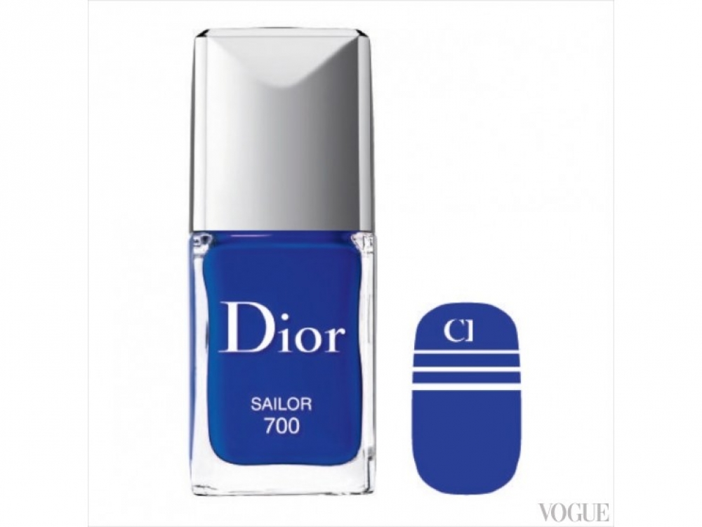 Лак для ногтей Dior Manicure Transat № 700 Sailor