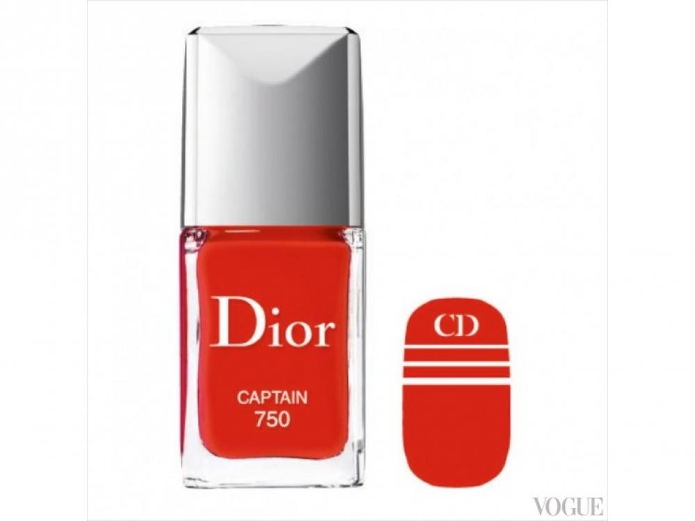 Лак для ногтей Dior Manicure Transat № 750 Captain