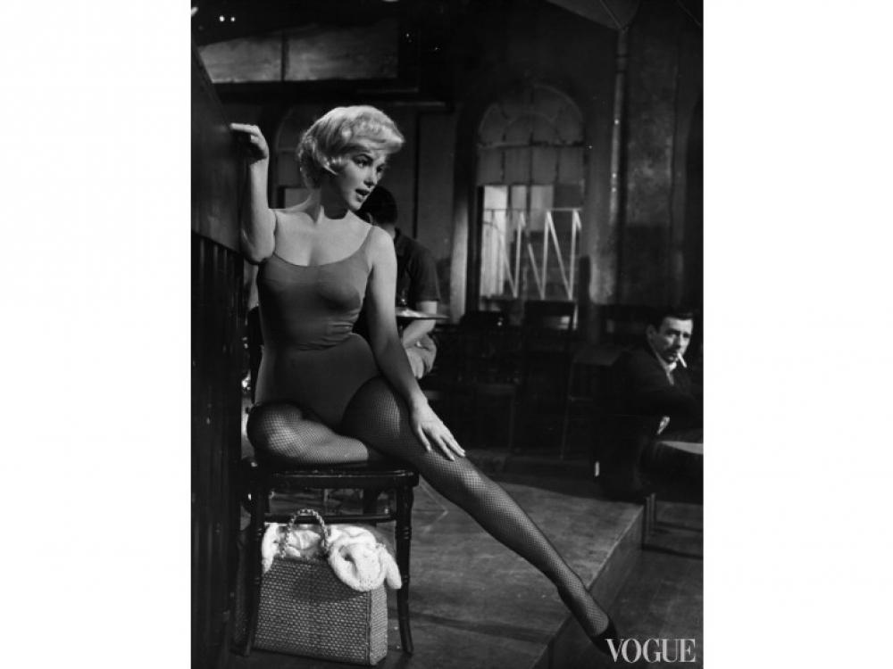 "На съемках фильма ""Давай займемся любовью"" (1960 год)"