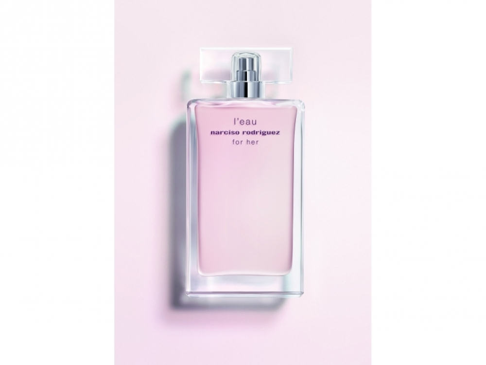 L'Eau For Her, Narciso Rodriguez