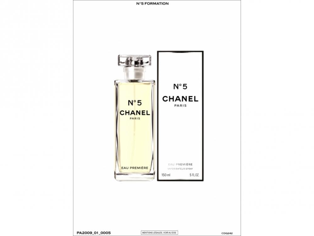 №5 Eau Premiere, Chanel