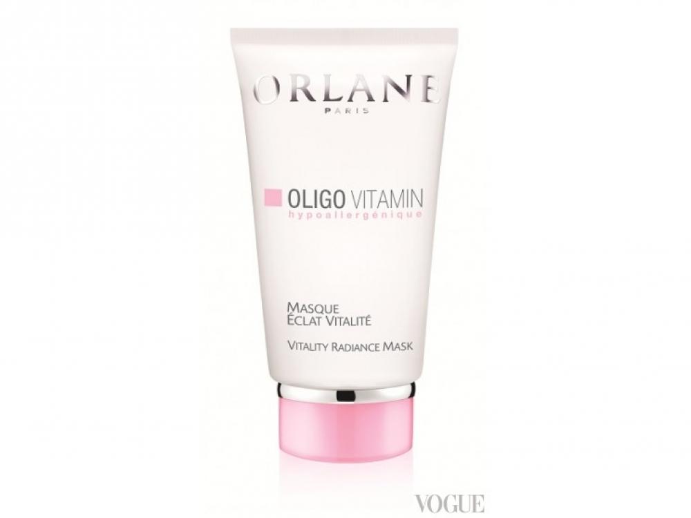 Маска для сияния кожи Vitality Radiance Mask, Orlane