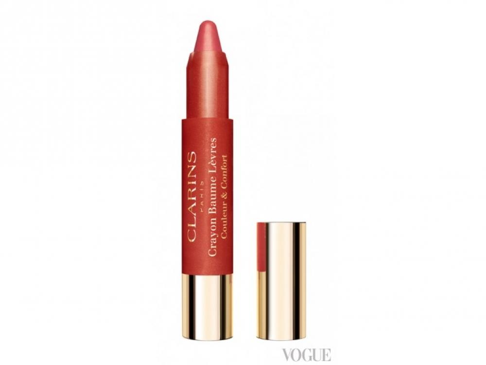 Карандаш-бальзам для губ Crayon Baume L?vres, №03 Tender Coral, Clarins