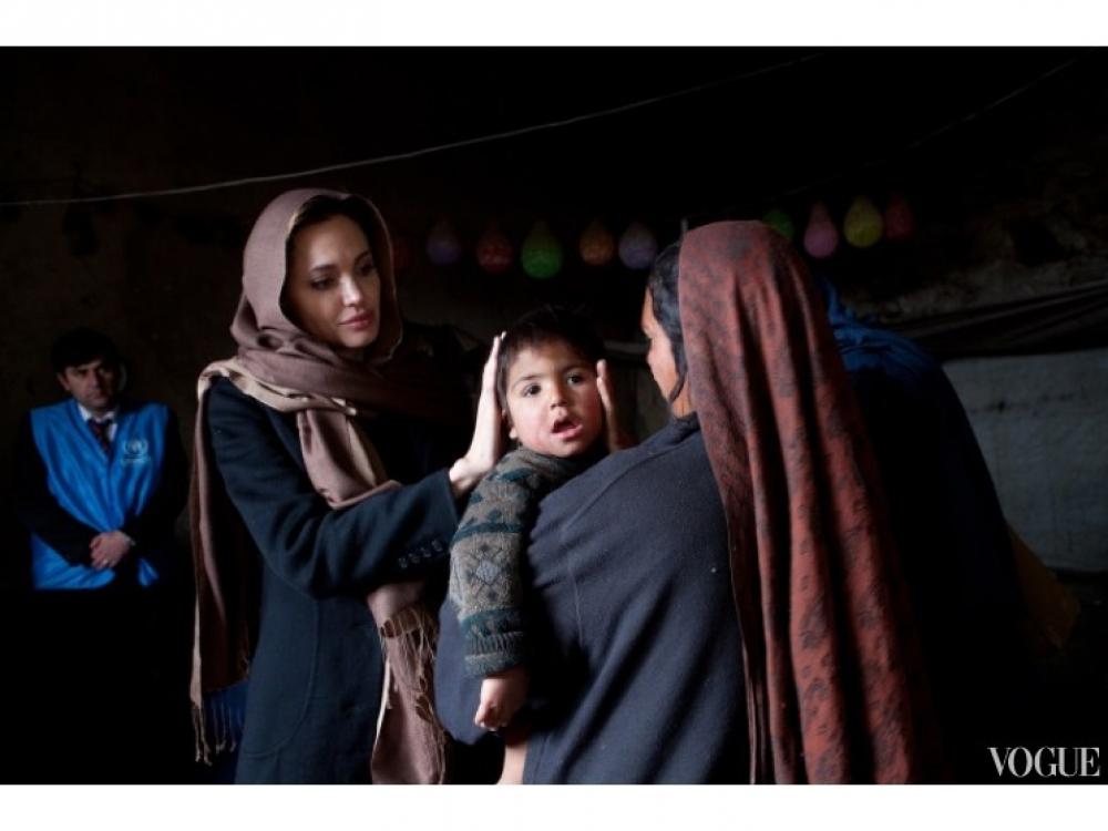 Поездка в Афганистан (2011)
