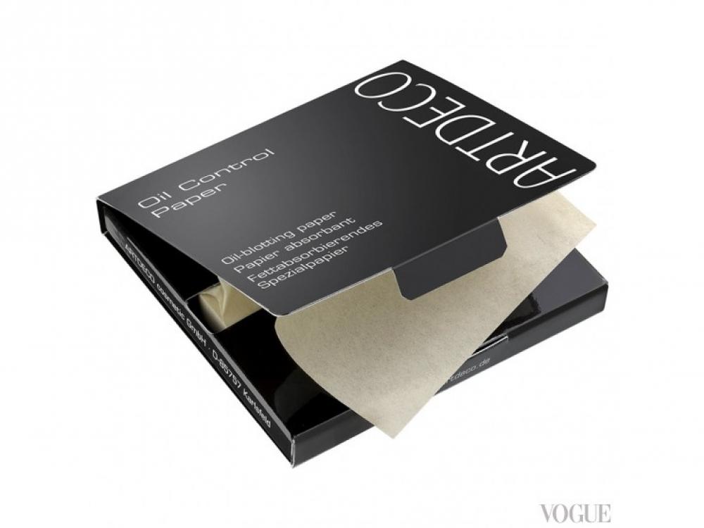 Матирующие салфетки Oil Control Paper, Artdeco