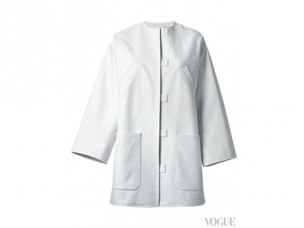Пальто из хлопка, Kenzo