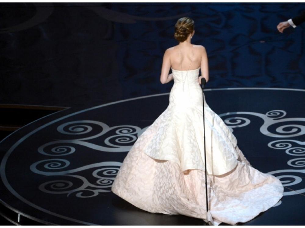 платье Dior Haute Couture
