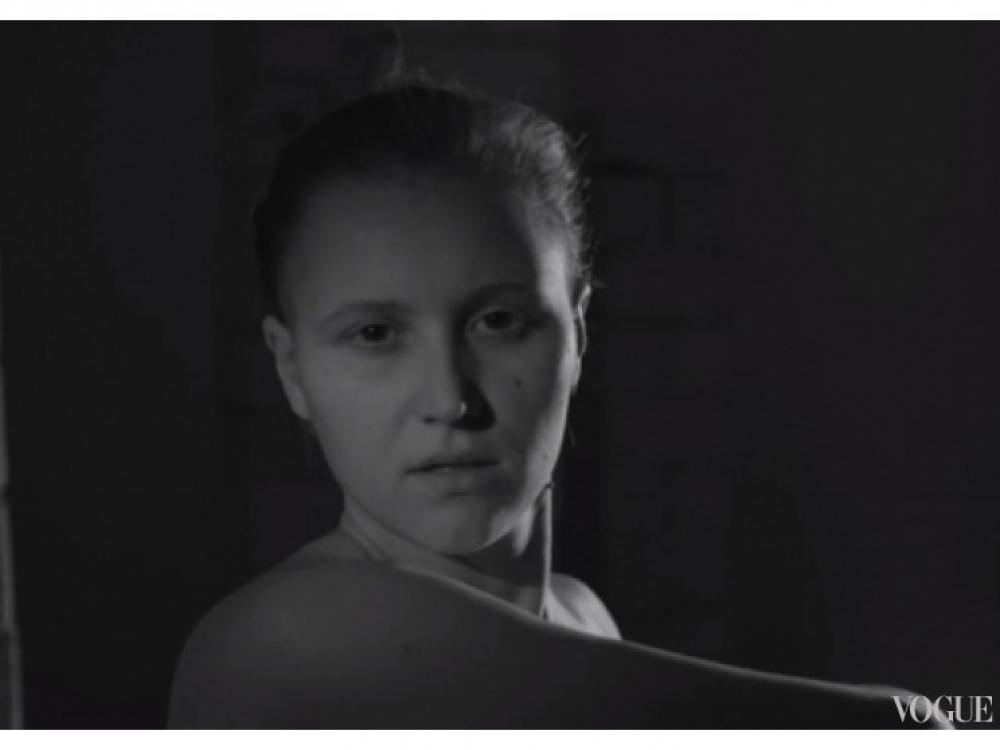 Проект Маши Куликовской «Body and Borders»