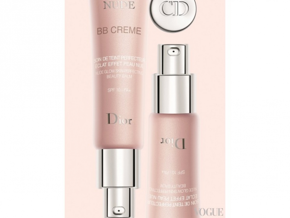 Diorskin Nude BB Creme, №001 Light, Dior