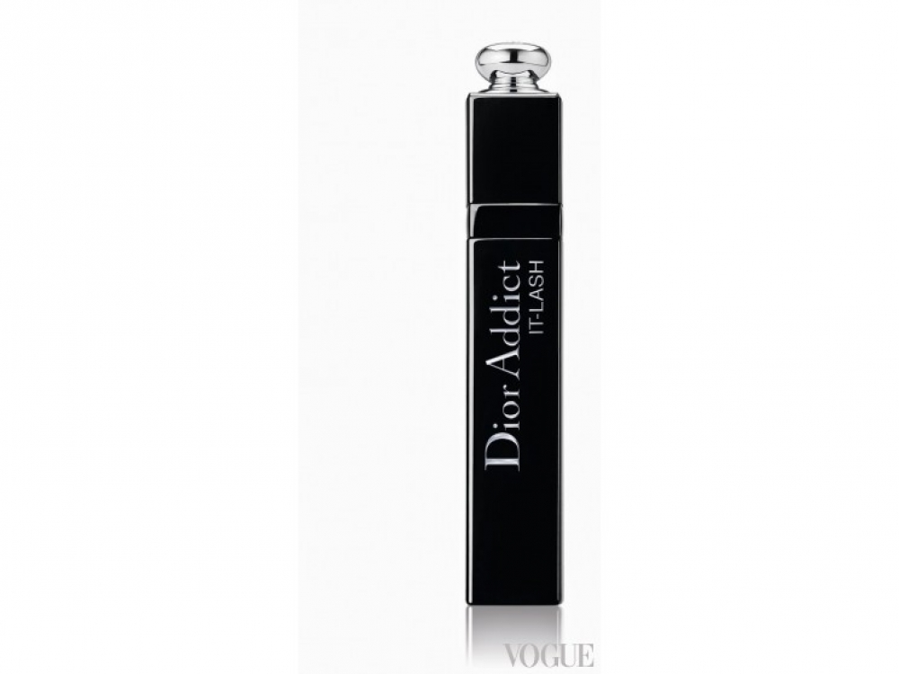 Подводка Dior Addict It-Line Black №090, Dior