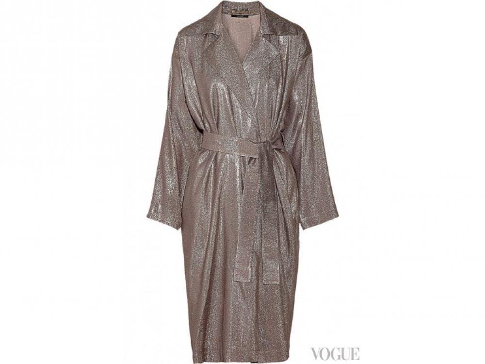 Пальто из ламе, Gucci