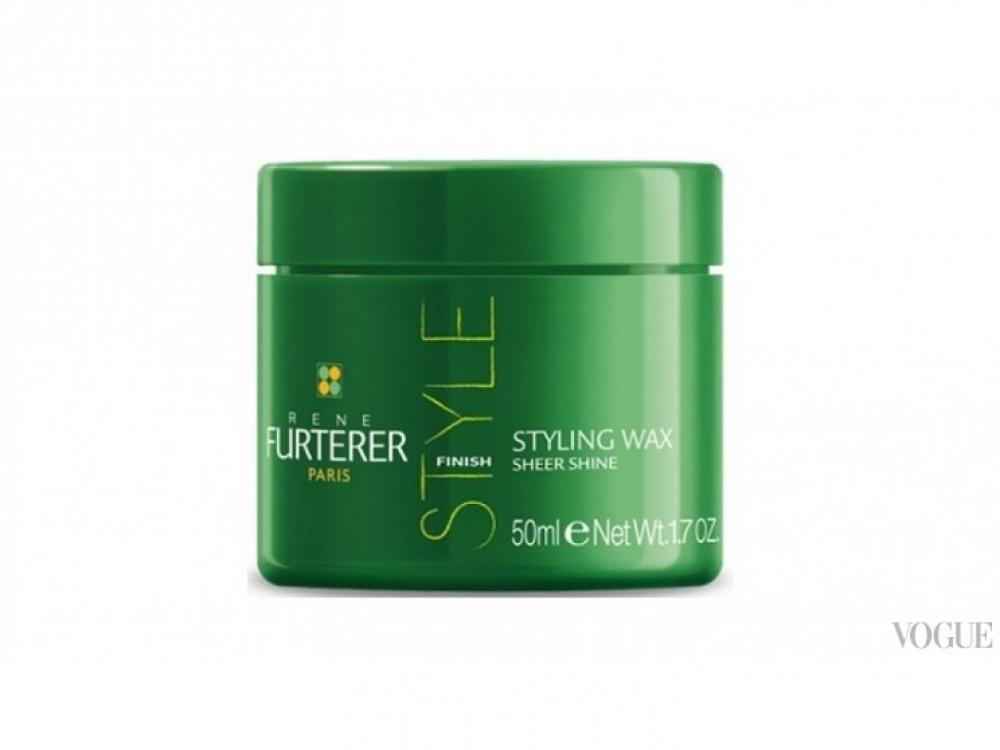 Воск для укладки волос Styling Wax Sheer Shine, Rene Furterer