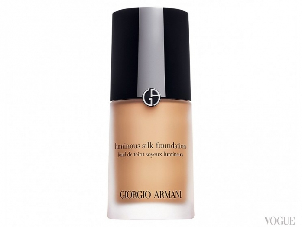 Тональный крем Armani Luminous Silk Foundation, Giorgio Armani