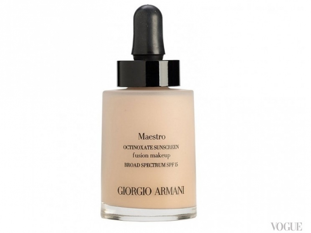 Тональная вуаль Maestro Fusion Makeup, SPF 15, Giorgio Armani