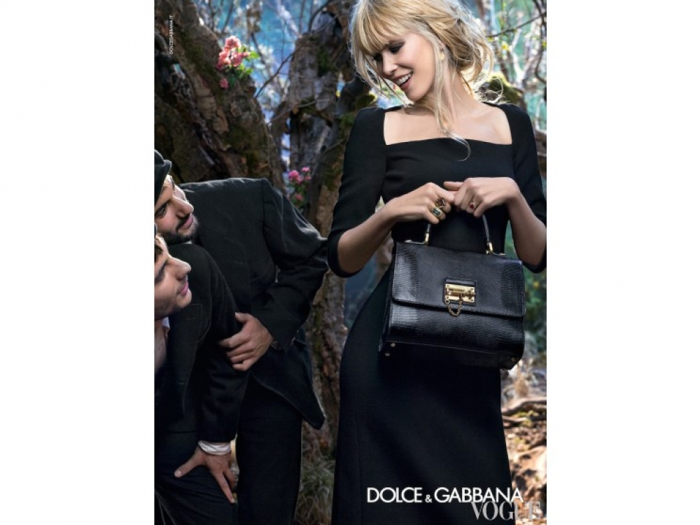 Dolce & Gabbana Winter 2014/15