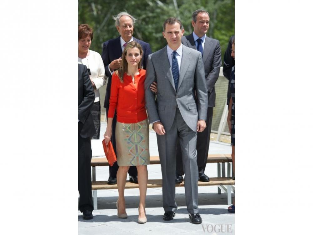 |королева Испании Летиция